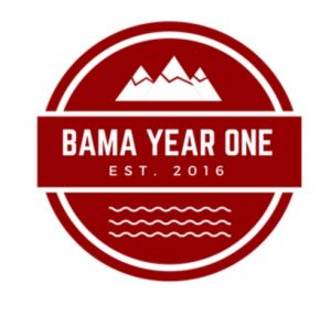 Bama Year One Logo