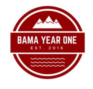Bama Year One Logo